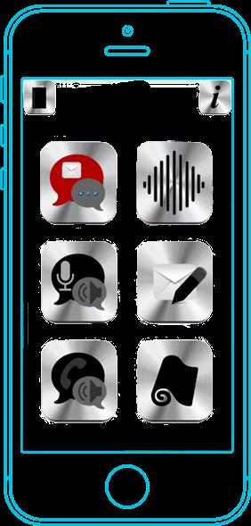 syntha : l'app a controllo vocale:legge messaggi, tu detti!!