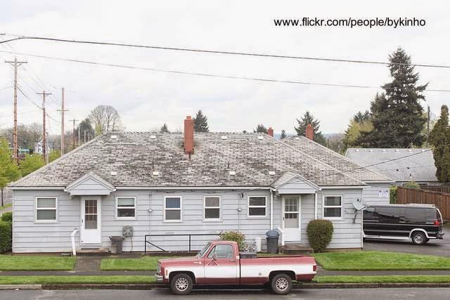 Típica casa americana en Estados Unidos