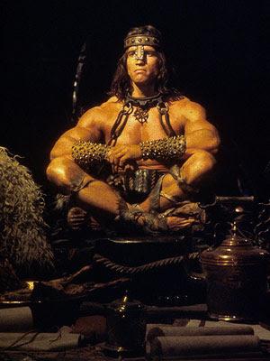 conan the barbarian movie poster. conan the arbarian 2011 sword
