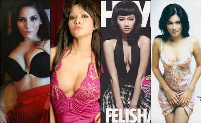 10 Model Majalah FHM ter Hot di Indonesia