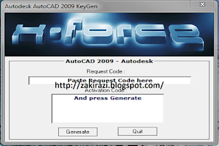 AutoCAD 2012 Keygen X-force [For All The autodesk 2012 Products ...