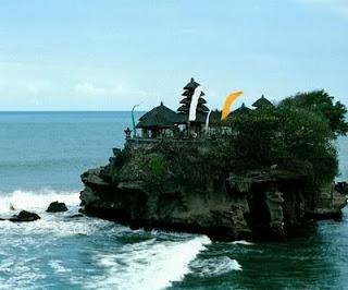 objek wisata pulau bali indonesia