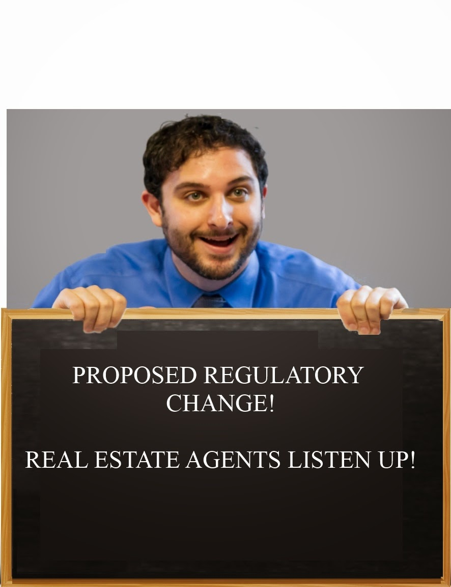 Real Estate Broker Record Retention - Proposed Regulatory Change