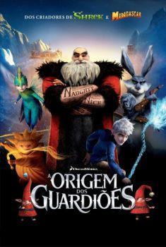 A Origem dos Guardiões Torrent - BluRay 720p/1080p Dual Áudio