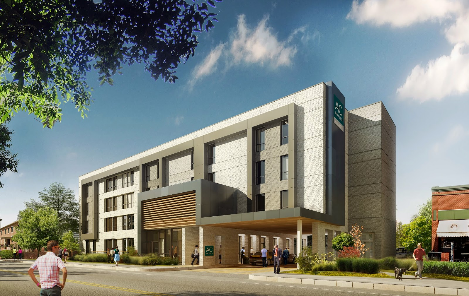 Kansas city westport welcomes marriott 39 s newest lifestyle for City hotel design