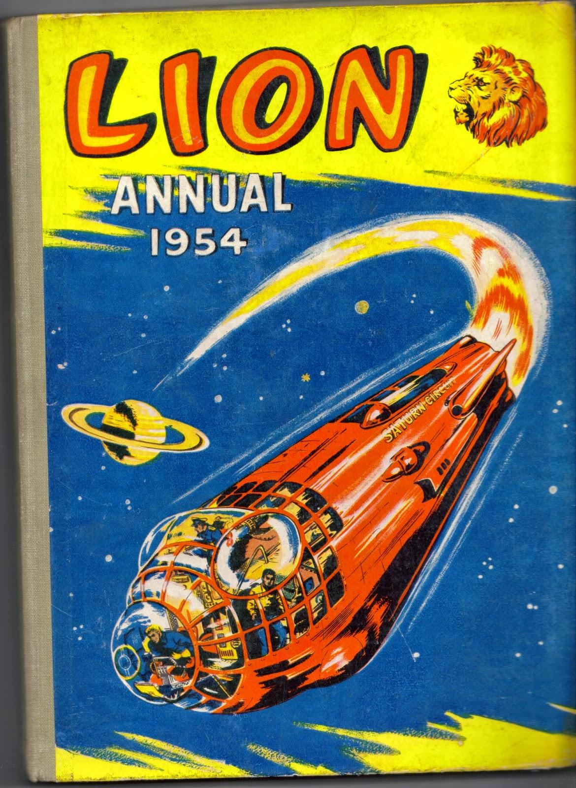 1954 Lion Annual