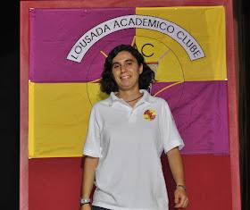 PARABÉNS Á TREINADORA 16-12-2011