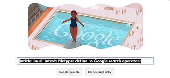 Google Searching Operators