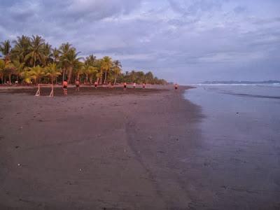 Playa Palo Seco, Puntarenas