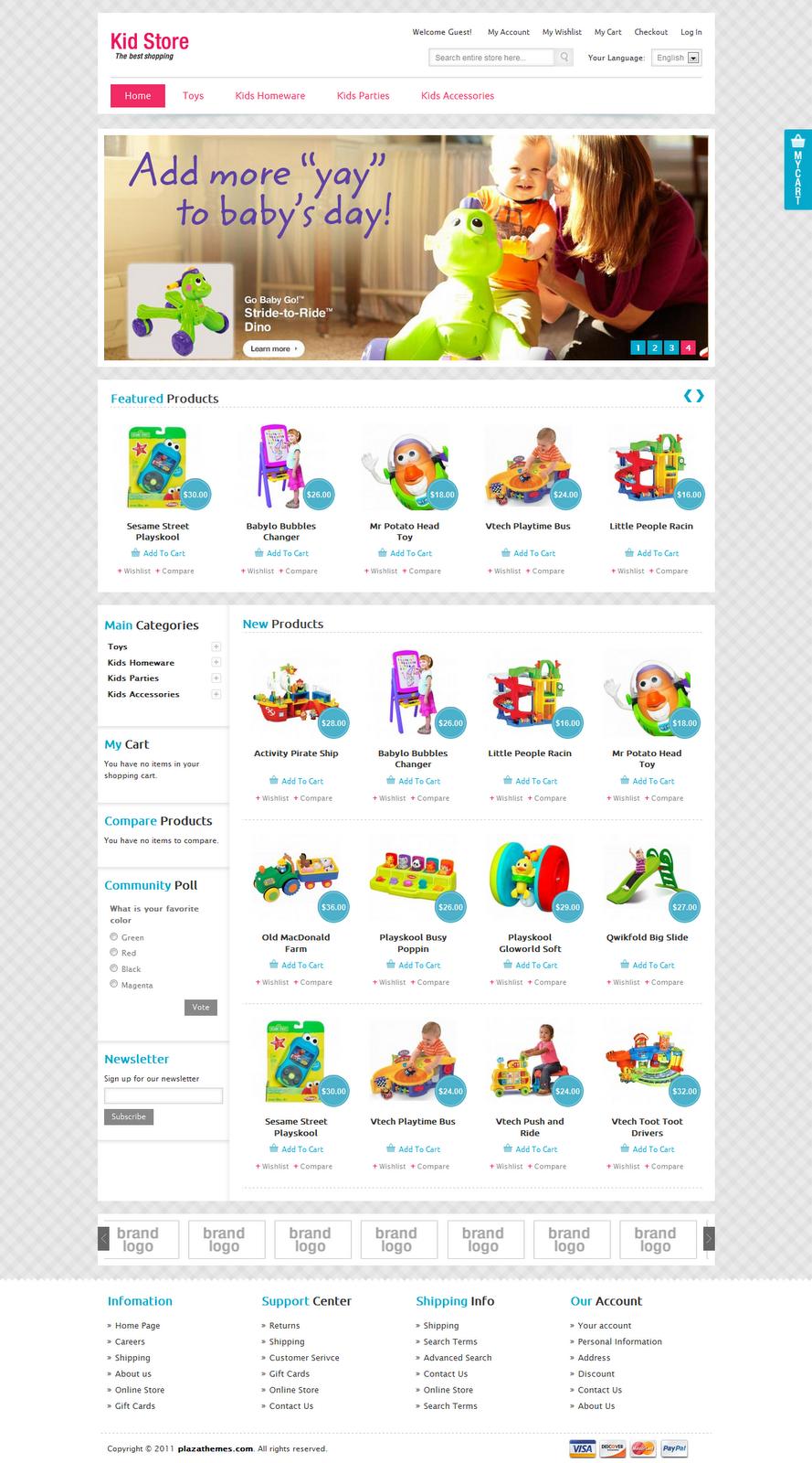 Kid-Store-eCommerce-Magento-Premium-Templates