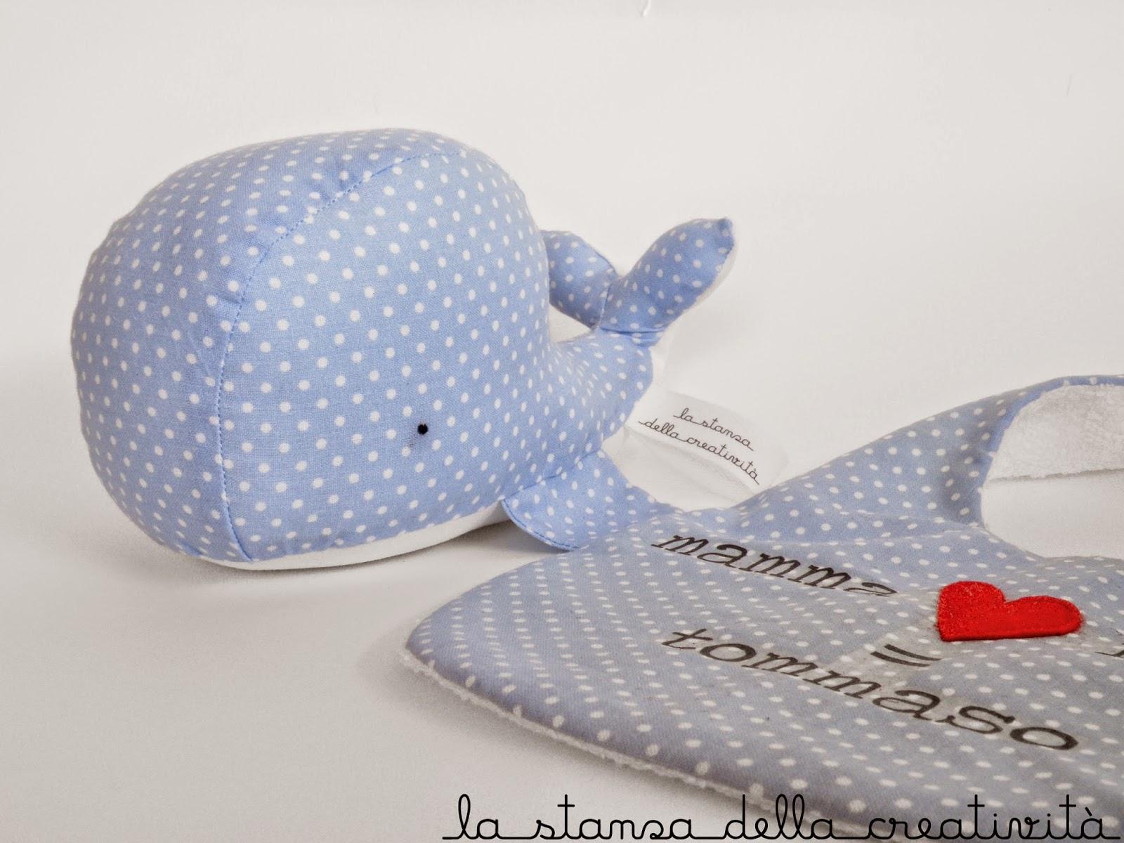 Balena e bavaglia