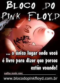 Site - Bloco do Pink Floyd