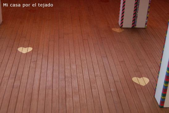 Refasion una alfombra con mucho amor diy - Alfombra bambu ikea ...