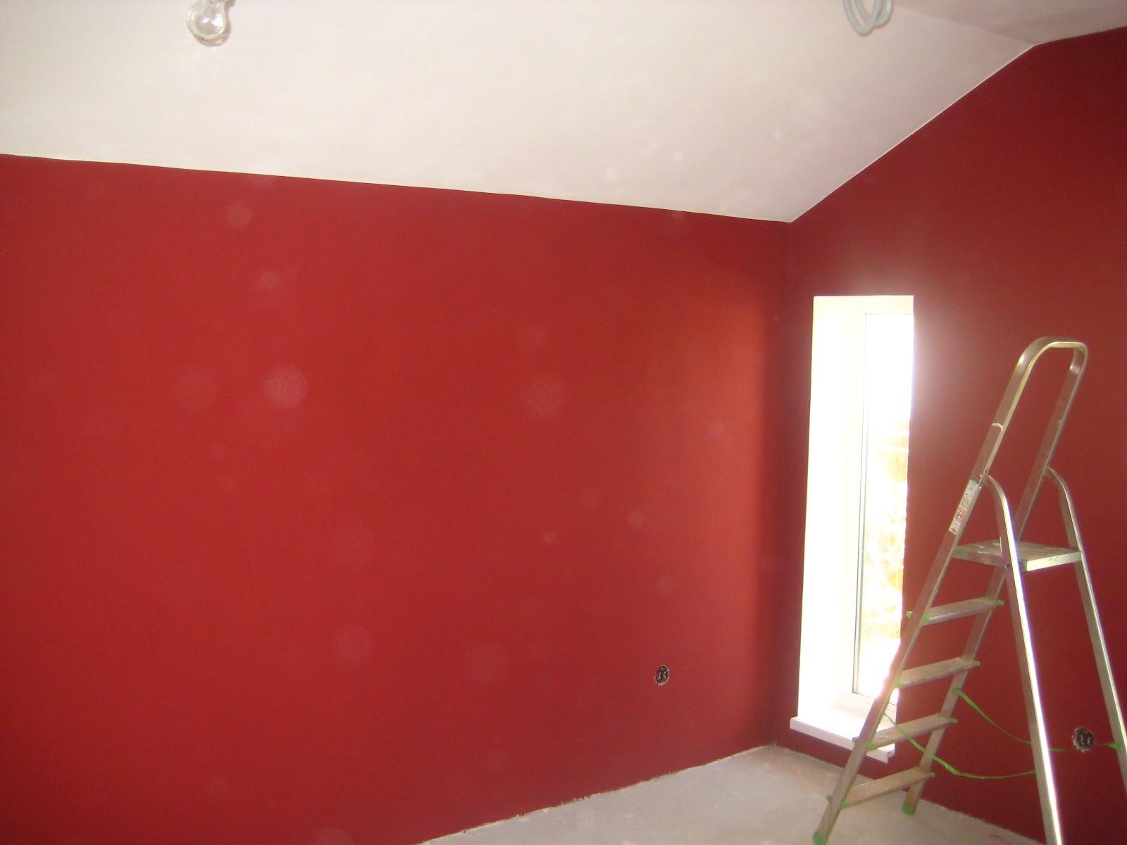 Ons nieuwbouw huis in podhorany (po): alles in kleur