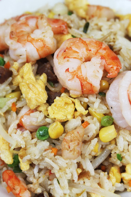 La cuisine de bernard le riz cantonnais for Cuisine de bernard