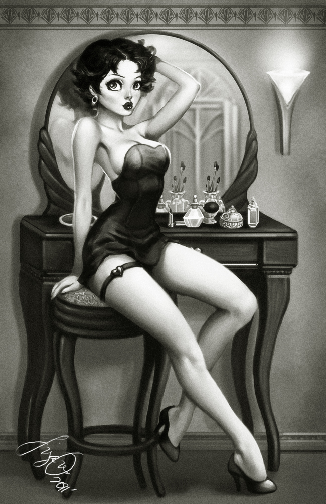 Adult betty boop pictures