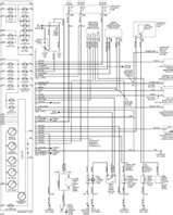 1997 Ford pickup F350 wiring diagram