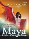 Download Novel Maya : Misteri Dunia dan Cinta