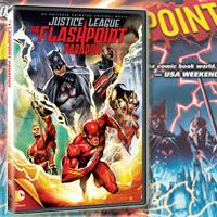 Trailer de Justice League: The Flashpoint Paradox
