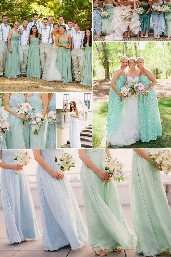 boda verde mint
