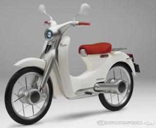 foto Honda EV Cub