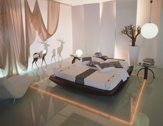 deco design chambre a coucher
