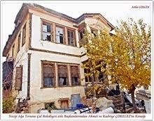 NECİP BEY ve Torunu Ahmet ÇÖKELEZ Konağı - b