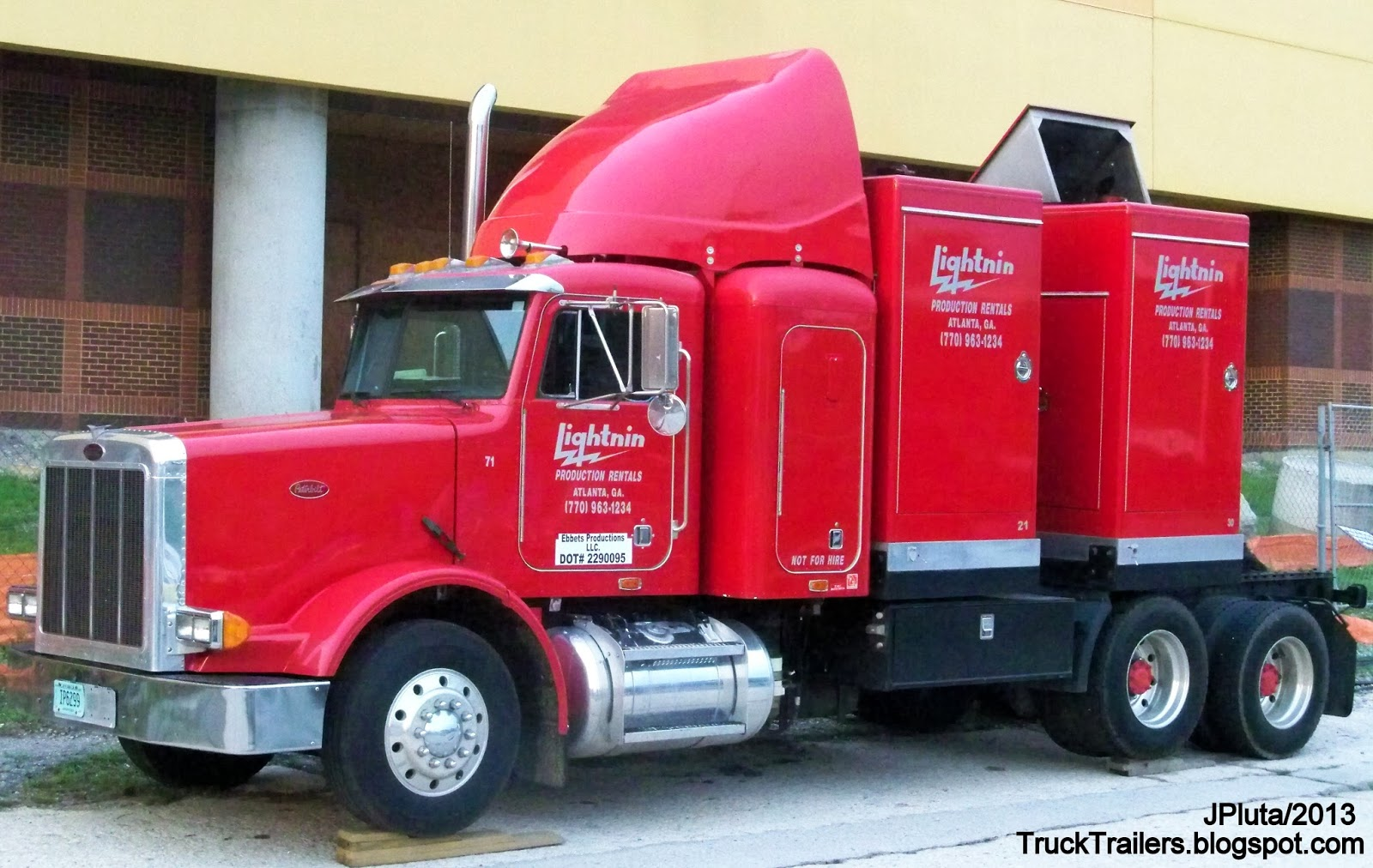 Ebbets Food Truck