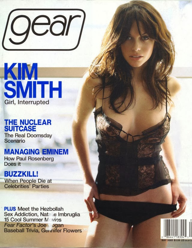 Kim Smith HQ Pictures Gear US Magazine Photoshoot May 2002