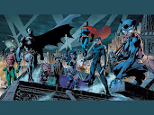 #4 DC Universe Wallpaper