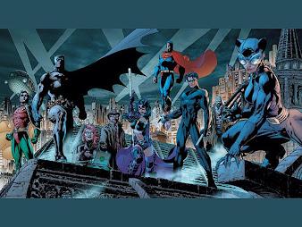 #4 DC Universe Wallpaper