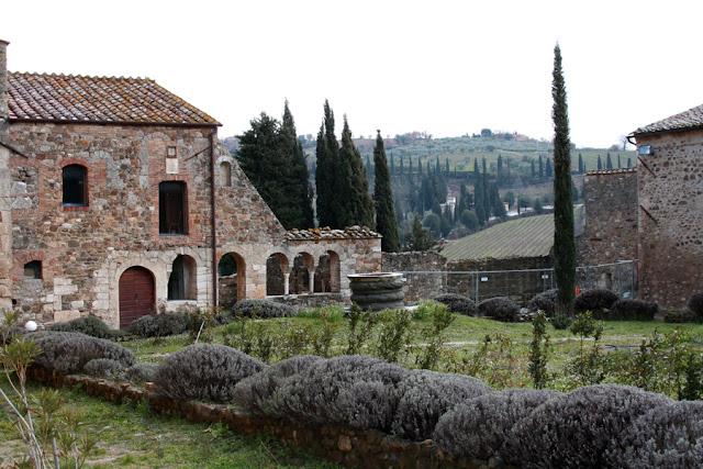 Monastero agostiniano Sant'Antimo