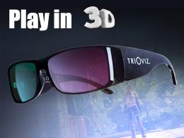 Lunette 3D trioviz
