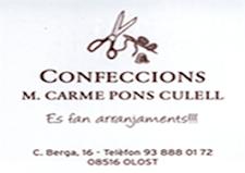 Confeccions Mª Carme