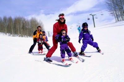 Kids Under 17 Ski and Ride Free at The Homestead in Michigan