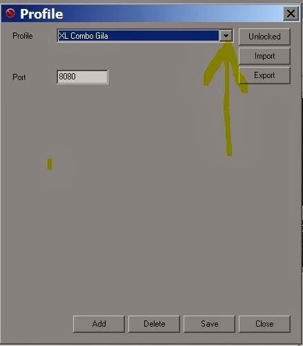 Cara menggunakan X-T181 untuk internetan Gratis