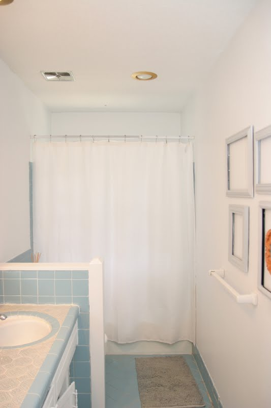 Orange And Gray Shower Curtains