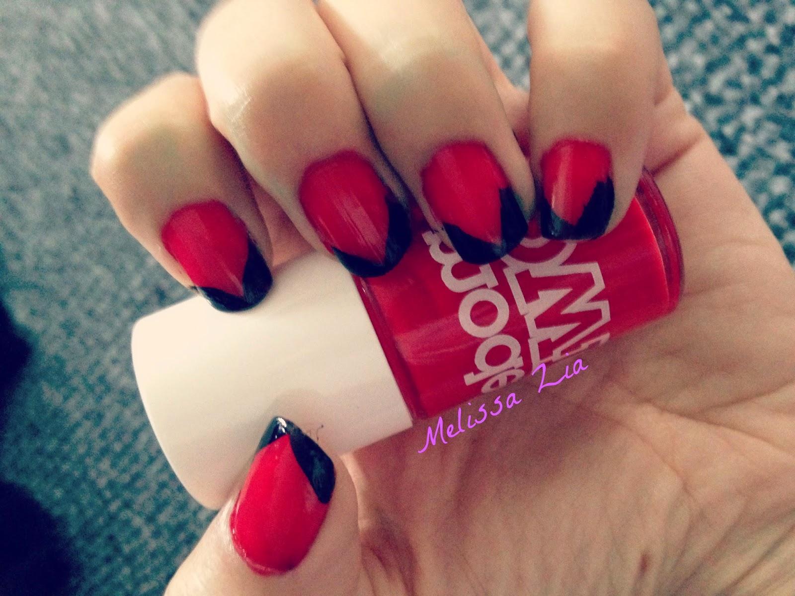 faux almond nails