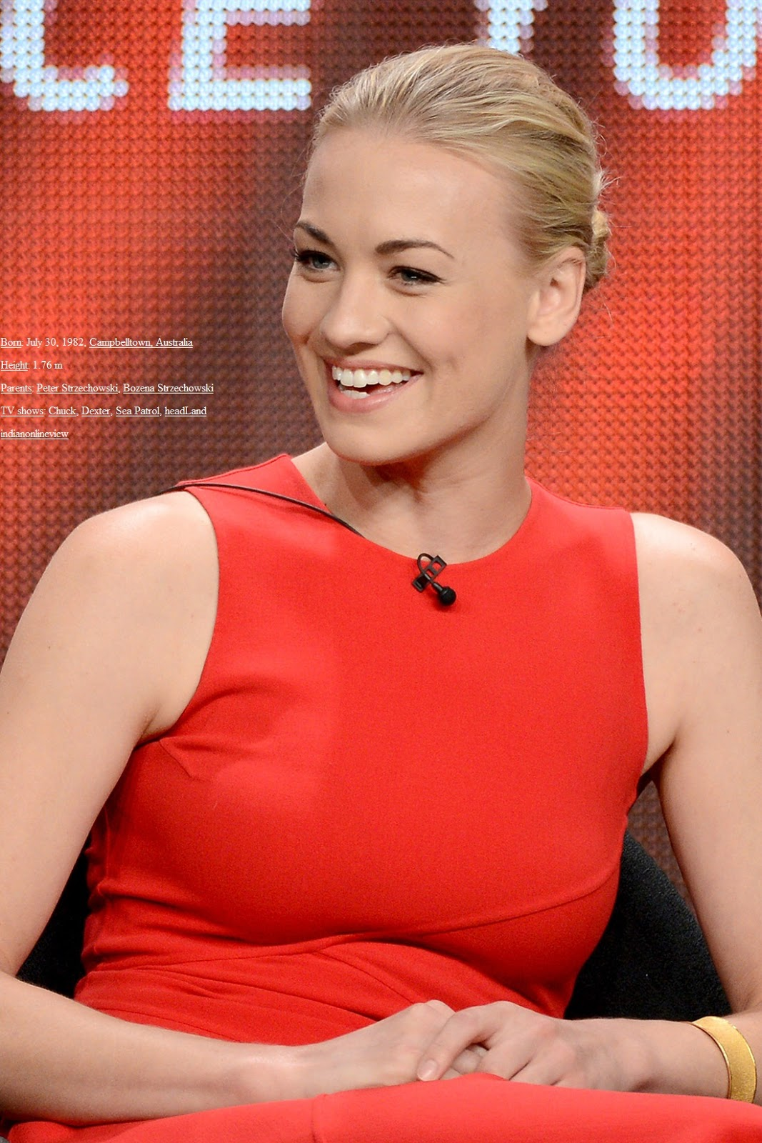 yvonne strahovski is hot looks high resolution pictures
