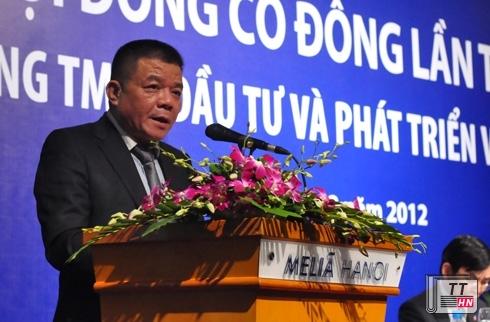 Ông Trần Bắc Hà - Chủ tịch Hội đồng quản trị Ngân hàng BIDV.