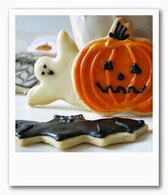 receta au pair halloween