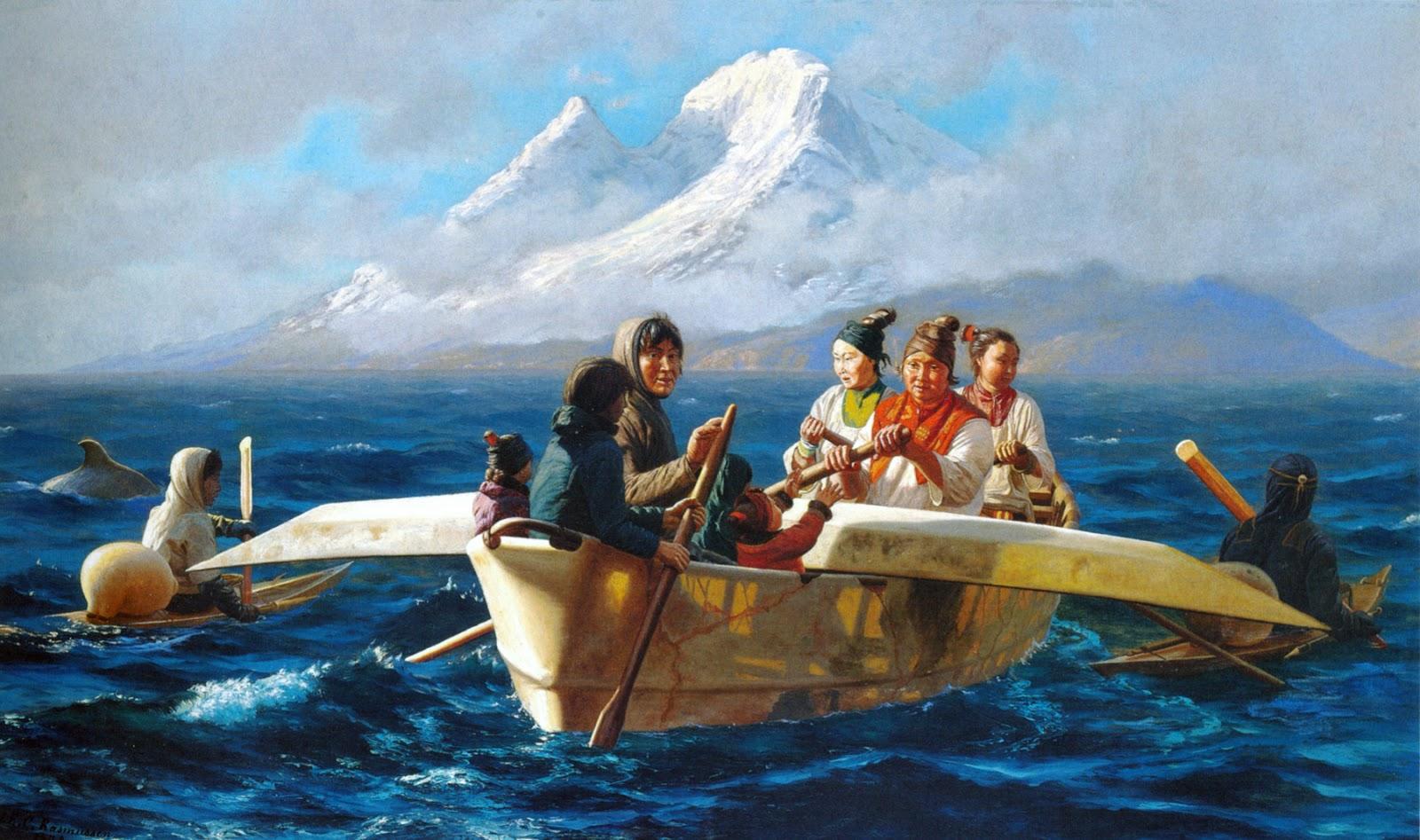 grønlandske eventyr kaassassuk