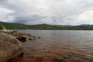 Danau Seljordsvatnet di Norwegia tempat Monster Selma