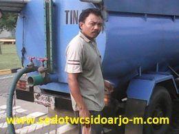 Sedot WC Sidoarjo Tinja Jabon