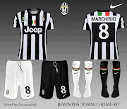 Uniforme Juventus 2012/2013 by OmarPES 6