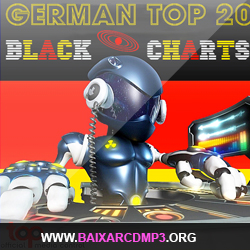 Capa CD German TOP 20 Black Charts 21 Apr. (2013) Baixar Cd MP3