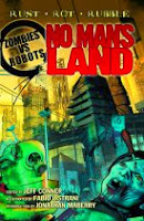 NEW! ZOMBIES VS. ROBOTS: NO MAN'S LAND