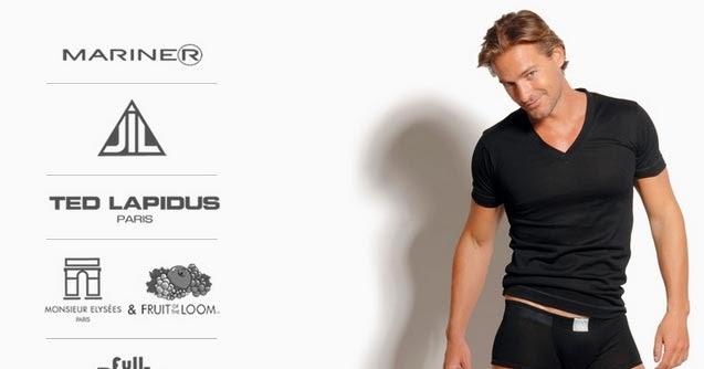 Ropa interior hombre lenceria masculina en oferta for Marcas de ropa interior