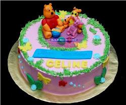 Figurine Cake (RM140)