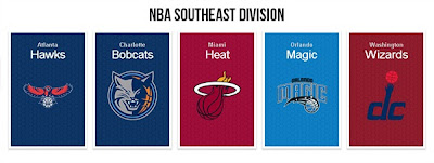 NBA 2K13 Southeast Division Court Pack Mod